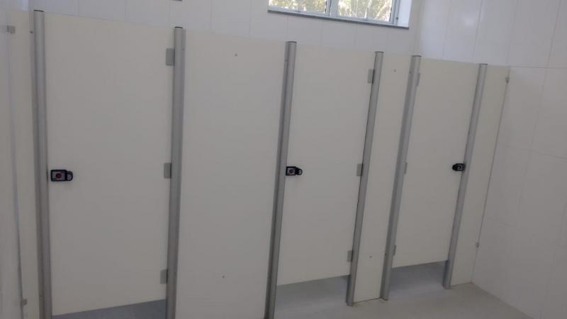 Divisórias Banheiro Porto Feliz - Divisórias para Banheiros Comerciais