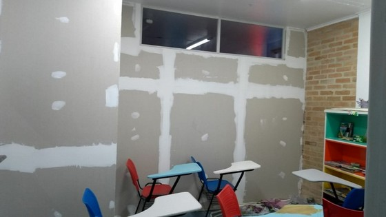 Onde Encontro Drywall para Escritório Sorocaba - Drywall para área Externa