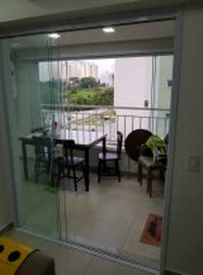 Onde Encontro Vidro Temperado Verde Iperó - Vidro Temperado 10mm