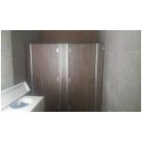 comprar divisórias sanitárias para empresas Iperó