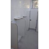 divisória banheiro valor Iperó
