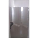 divisória de banheiro comercial Sorocaba