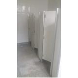 divisória para banheiro valor Itu