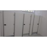 divisórias banheiro Sorocaba