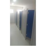 divisórias para banheiros coletivos Iperó