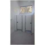 divisórias para banheiros comerciais Araçoiaba da Serra