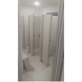 divisória para banheiro
