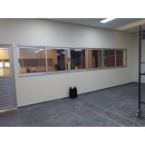 drywall para separar ambientes