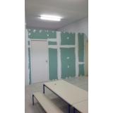 drywall para área externa Sorocaba