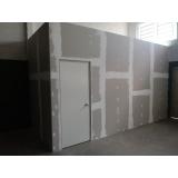 drywall para escritório orçamento Itu