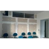 drywall para escritório valor Boituva