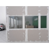 drywall para indústria orçamento Porto Feliz