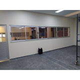 drywall para separar ambientes Porto Feliz