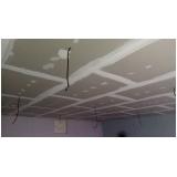drywall para teto orçamento Sorocaba