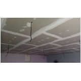 drywall para teto orçamento Boituva